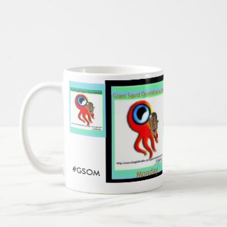 GSOM - MMY on BTR mug