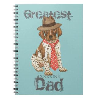 GSP Dad Notebooks