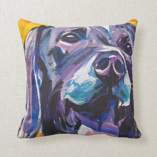 gsp German Shorthaired Pointer Pop Art Pillow