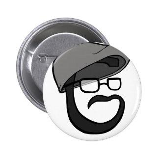 GSP Logo Merch 2 Inch Round Button