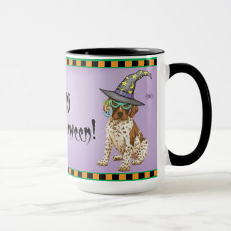 GSP Witch Mug