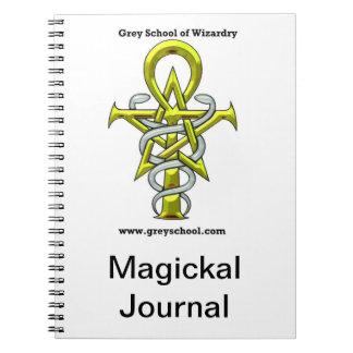 GSW Journal Spiral Notebook