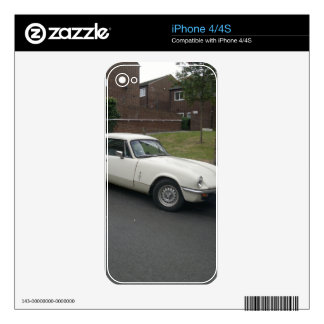 GT6 British Sportscar Skin For The iPhone 4S