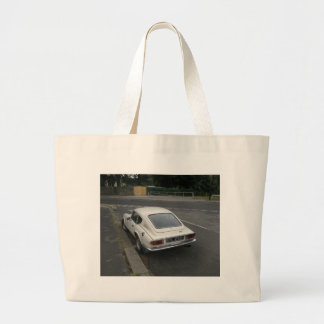 GT6 Coupe British Sportscar Large Tote Bag