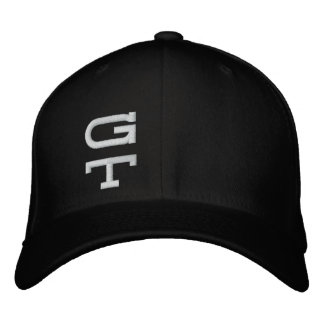 GT EMBROIDERED BASEBALL CAP