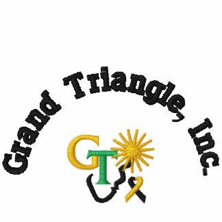 GT Mens Logo Embroidered Shirt