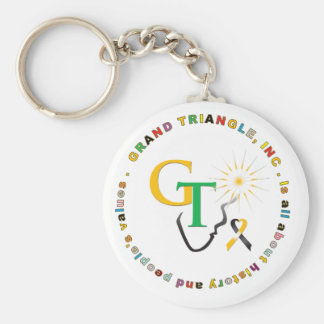 GT PRODUCTS KEYCHAIN