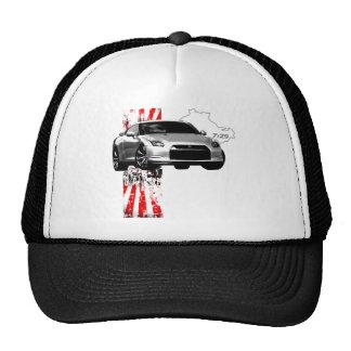 GT-R 7:29 TRUCKER HAT