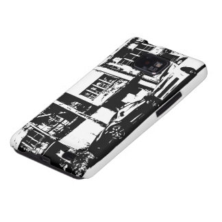 GT-R and STI Samsung Galaxy SII Covers
