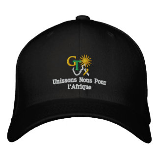 GT SUPPORT Embroidered Hat (French)