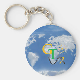 GT WORLD PRODUCTS KEYCHAIN