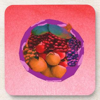gtapes3.JPG food image for kitchens, dishes,mats, Beverage Coaster