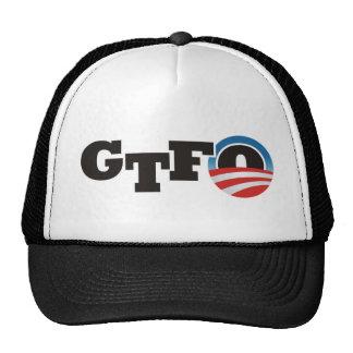 gtfo gorras de camionero