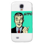 GTFO Guy Galaxy S4 Cover