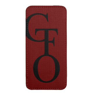 GTFO iPhone SE/5/5s/5c POUCH