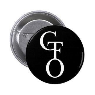 GTFO PIN REDONDO DE 2 PULGADAS