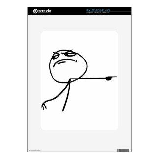 GTFO iPad DECALS