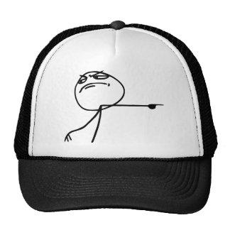 GTFO TRUCKER HAT
