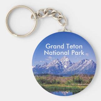 GTNP2 Products Basic Round Button Keychain