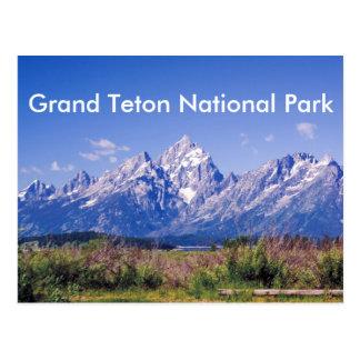 GTNP2 Products Postcard
