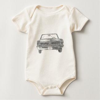 GTO 1965 BABY BODYSUIT