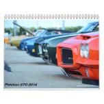 GTO 2014 Calendar