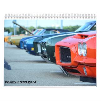 GTO 2016 Calendar