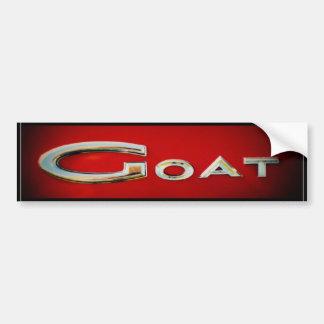 GTO Bumper Sticker