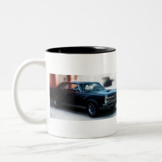 GTO COFFEE CUP Two-Tone COFFEE MUG