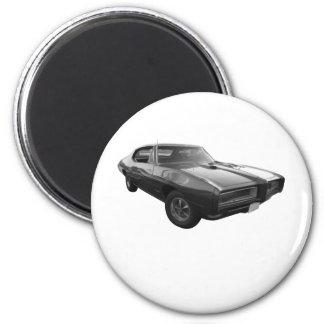 GTO en 1968 Imán Redondo 5 Cm