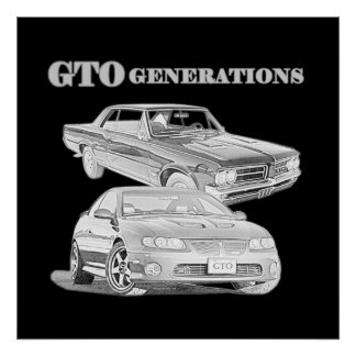 GTO Generations Poster