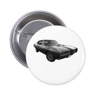 GTO in 1968 Buttons