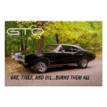 GTO POSTERS