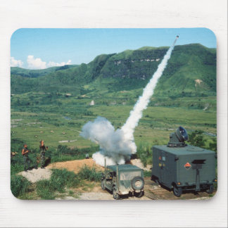 GTR-18A Smokey in Exercise Sam Cope Thunder '84-7 Mouse Pad