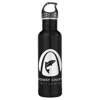 GTU Aluminum (Multiple Sizes) 24oz Water Bottle