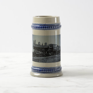 GTW #1502  Baldwin Built 1901 Beer Stein