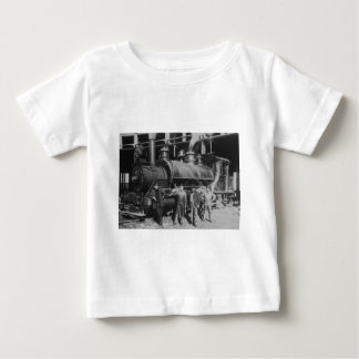 GTW Steam Engine #1252 at the Roudhouse T Shirt