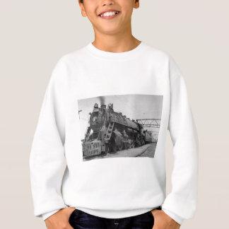 GTW Steam Engine #6335 Train #17 Sweatshirt