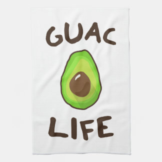 GUAC (Guacamole) LIFE Kitchen Towel
