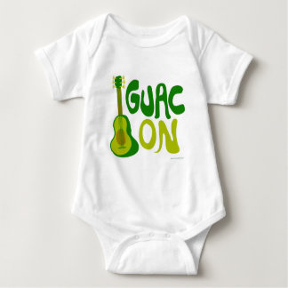Guac On! Baby Bodysuit