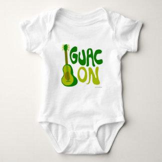 Guac On! Baby Bodysuit