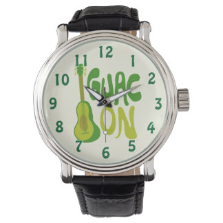 Guac On! Wrist Watch