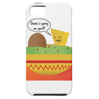 Guac Party iPhone 5/5S Covers