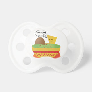 Guac Party Pacifier