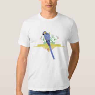 Guacamayo Azul/Blue Macaw Shirt