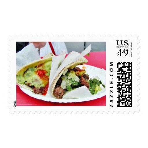 Guacamole del Tacos de Carne Asada Franqueo