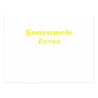 Guacamole Lover Postcard