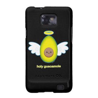 Guacamole santo galaxy SII fundas