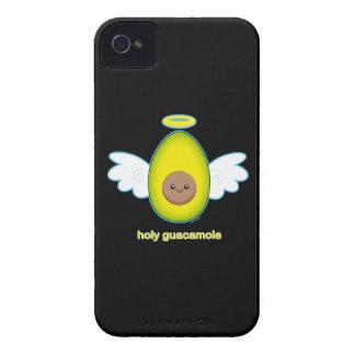 Guacamole santo iPhone 4 fundas