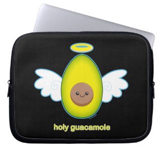 Guacamole santo fundas computadoras